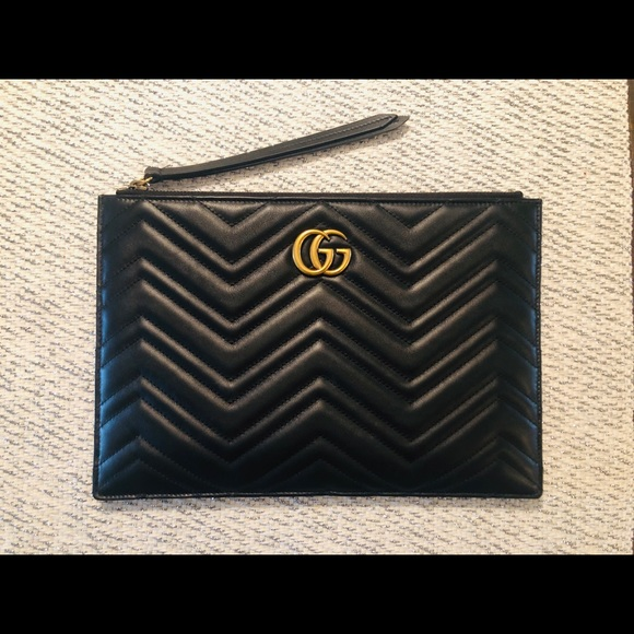 42f105d3afd5 Gucci Bags | Marmont Clutch | Poshmark